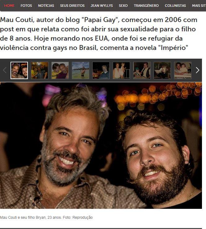 Blog gay photo